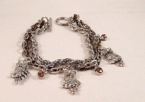 KLH's: Three Amigos Bracelet - KLH Collection - 1