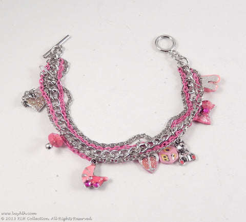 KLH's: New Addition-Girl Bracelet - KLH Collection - 1