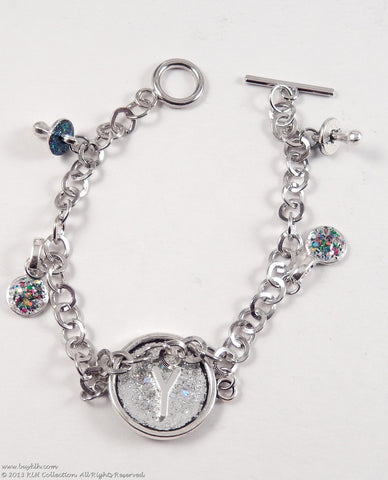 KLH's: Little Baby Boy Bracelet - KLH Collection - 1