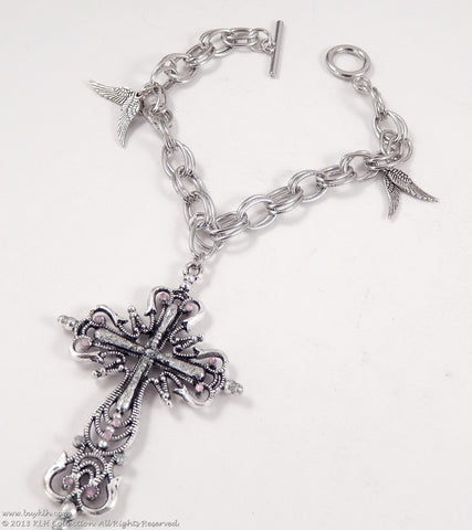 Angel Wings Bracelet - KLH Collection - 1