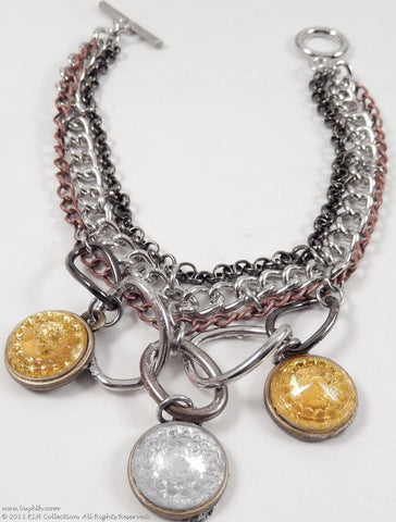 KLH's: Linked Bracelet - KLH Collection - 1