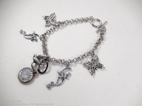 Fanciful Flight Bracelet - KLH Collection - 1