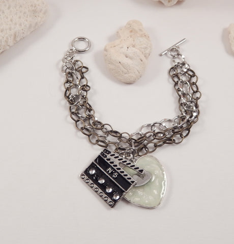 Love & Film Glowing Bracelet - KLH Collection - 1