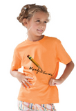 Ready To Learn: Youth Regular Fit Tee For Big Kids - KLH Collection