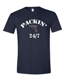 "Men's ""Packin"" Tee - KLH Collection"