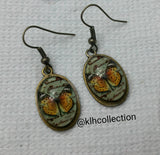Butterfly Dangle Earrings - KLH Collection - 5