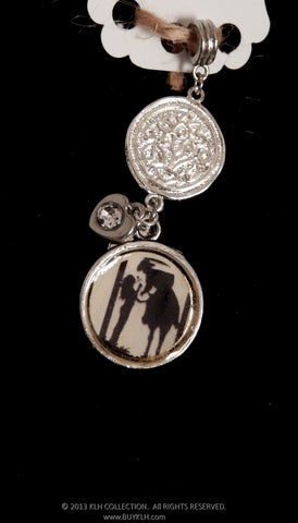 Country Couple Pendant - KLH Collection - 1