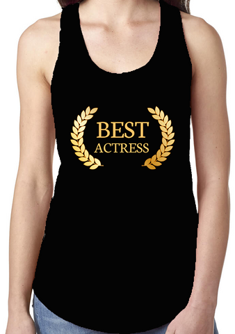 Best Actress: The Ideal Racerback Tank For Ladies