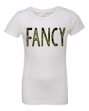 """Fancy"" Princess Tee for Big Kids - KLH Collection"