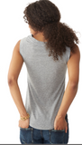 """Sophisticated"" Cap Sleeve Tee For Ladies - KLH Collection"