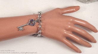 KLH's: Unlock My Heart Bracelet - KLH Collection - 1