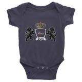 """KLH Coat of Arms"" One Piece For Babies - KLH Collection"