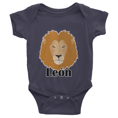 """León"" One Piece For Babies - KLH Collection"