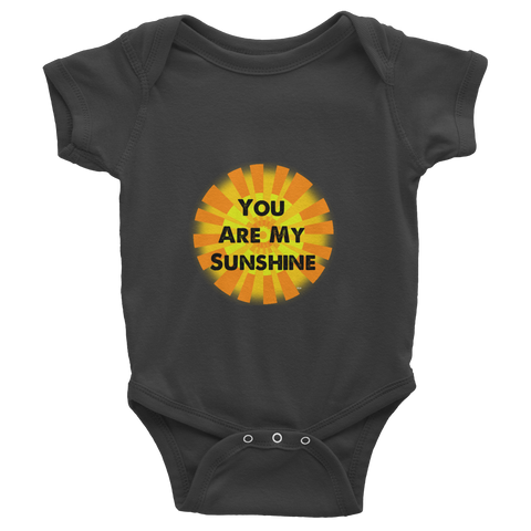 """You Are My Sunshine"" One Piece For Babies - KLH Collection"