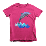 """Delfín"" Unisex Tee for Little Kids - KLH Collection"