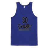 "Men's ""So Street"" Unisex Tank - KLH Collection"