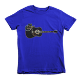 Little Kids' Unisex Guitar and Hat Tee - KLH Collection