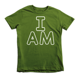 """I AM"" Unisex Tee For Little Kids - KLH Collection"