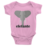 """Elefante"" One Piece For Babies - KLH Collection"