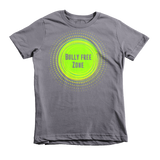 """Bully Free Zone"" Unisex Tee For Little Kids - KLH Collection"
