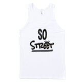 "Ladies' ""So Street"" Unisex Tank - KLH Collection"