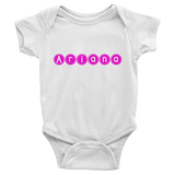 """Round Name"" One Piece For Babies - KLH Collection"