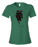Birthday Balloon Tee For Ladies - KLH Collection