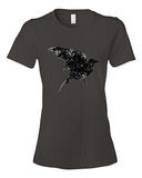 """Raven"" Tee For Ladies - KLH Collection"