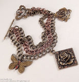 KLH's: A Rose By Any Other Name Bracelet - KLH Collection - 3