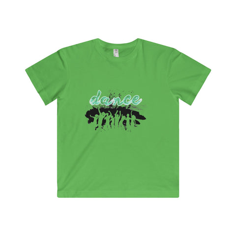 Dance: Youth Fine Jersey Tee For Little Kids