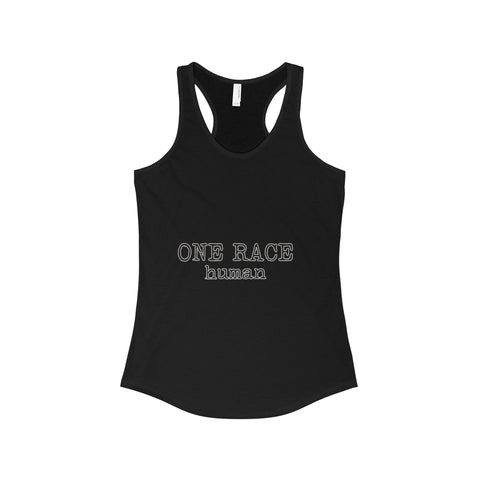One Race: The Ideal Racerback Tank For Ladies