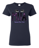 "Ladies' ""MUA"" Heavy Cotton Tee - KLH Collection"