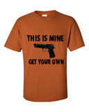 """Get Your Own"" Classic Tee For Men - KLH Collection"
