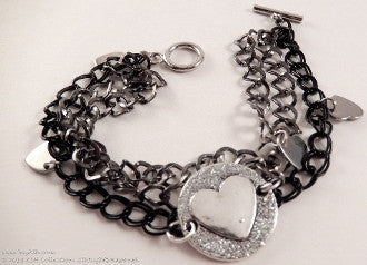 KLH's: She's Loveable Bracelet - KLH Collection - 1