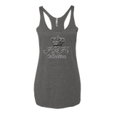 Round Crown KLH Racerback Tank For Ladies - KLH Collection
