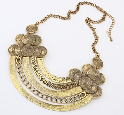 Kortez Statement Necklace