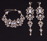 Kamora  Bracelet & Earrings Set - KLH Collection