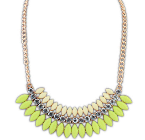 Ravi Collar Necklace: 5+ colors - KLH Collection