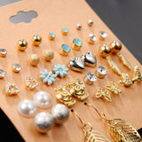 20 Pair of Earrings - KLH Collection