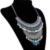 Maralaine Bohemian Statement Necklace