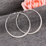 Simple Hoop Earrings - KLH Collection