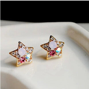 Star Stud Earrings - KLH Collection