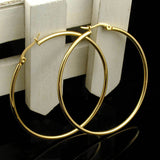 Gold Plated Stainless Steel Earrings - KLH Collection