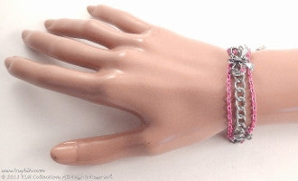 KLH's: Ribbons & Bows Bracelet - KLH Collection - 1