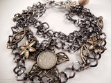 KLH's: Stop & Smell the Flowers Bracelet - KLH Collection - 2