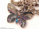 KLH's: You Give Me Butterflies Bracelet - KLH Collection - 3