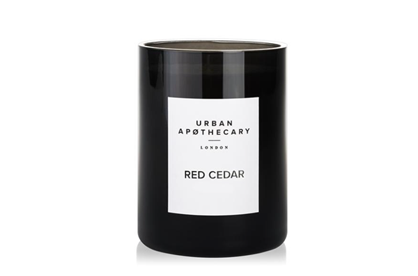 Urban Apothecary Red Cedar candle
