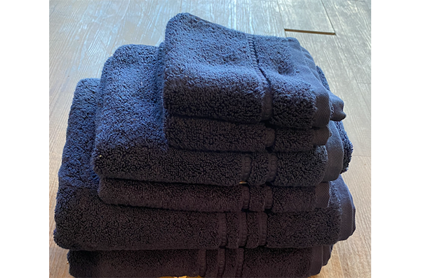 Portofino Towels Navy