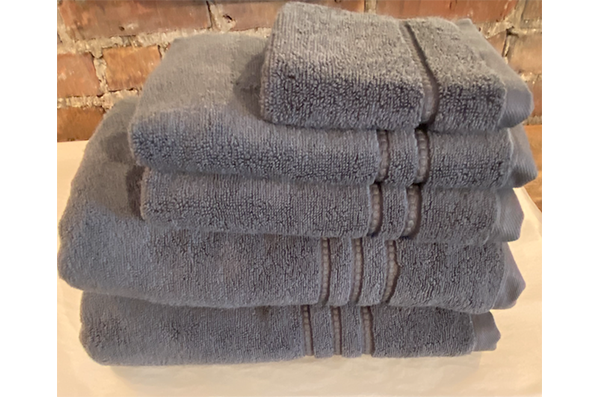 Portofino Towels Charcoal