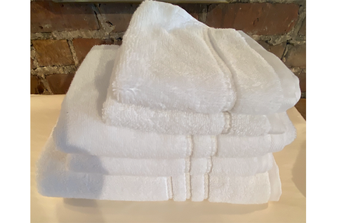 Portofino Towels White